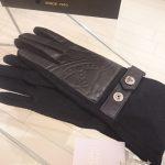 ヴィヴィアンのレザー手袋